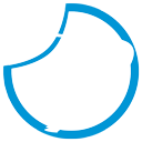 Warframe Clan's Emblem [white+blue] by i0nah