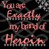 Icon - My Brand of Heroin by Edward-Cullen-Fans