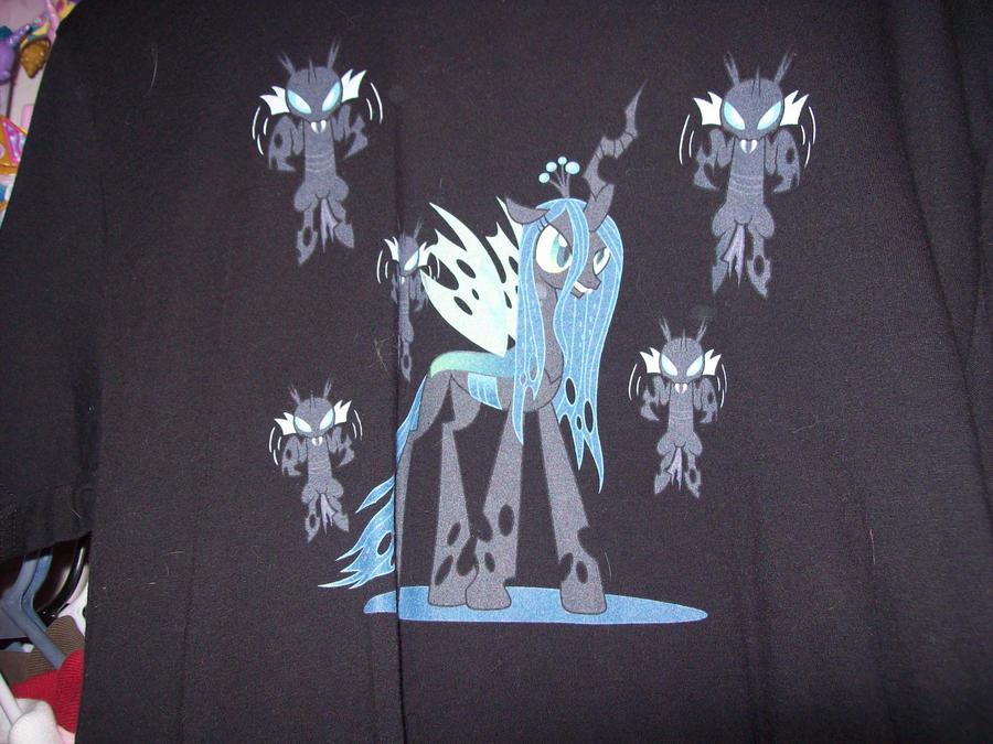 Chrysalis Shirt by MasteroftheContinuum