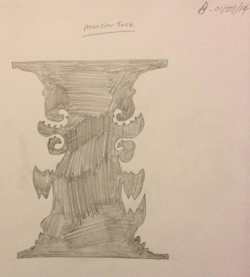 Monster face vase by tmntshoujo on deviantart monster face vase by tmntshoujo reviewsmspy