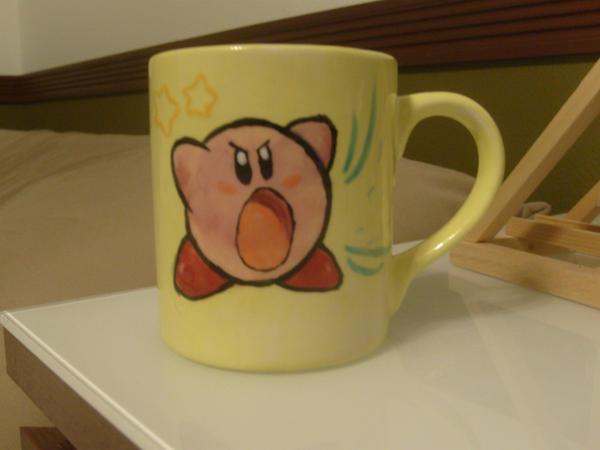 Kirby Mug 1 by ZooManiac