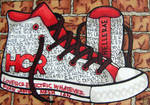 Hot Chelle Rae High Tops by PennySamson