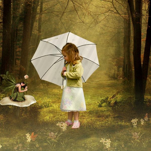 Hi, little fairy... by Little-Tinkerbell-x