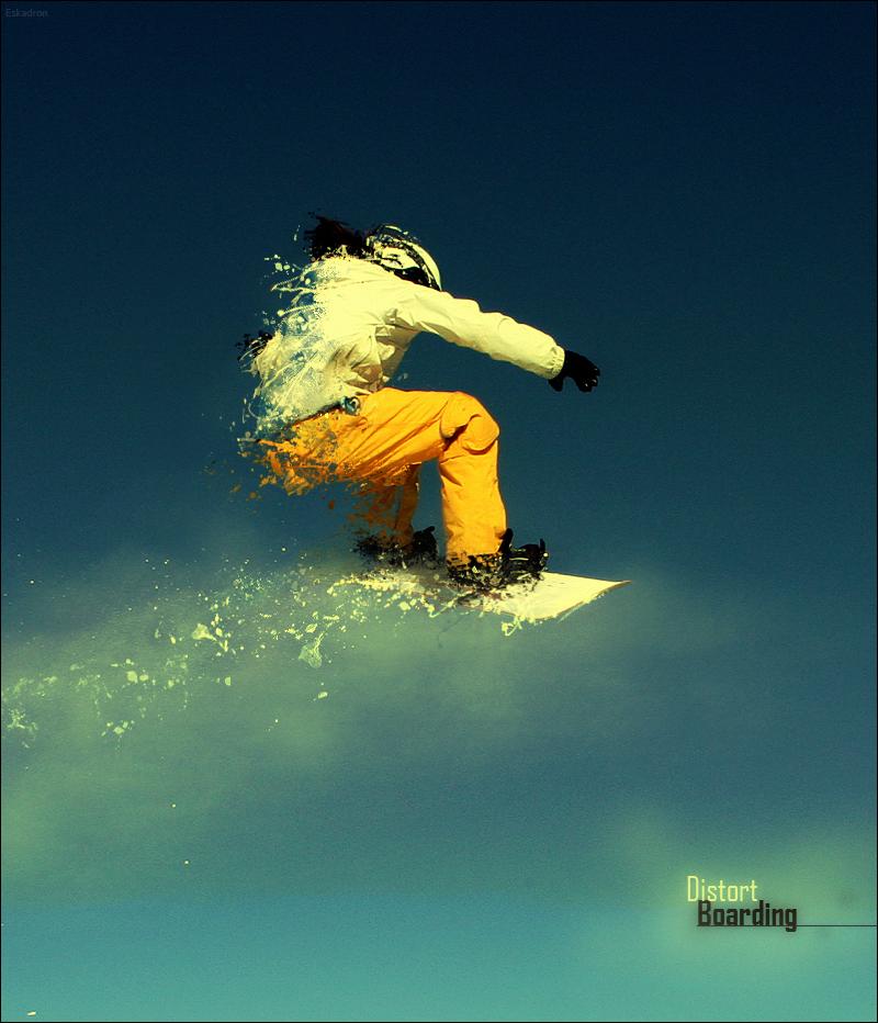 Distort Boarding