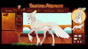 Gawain | Servile Slave - Aodh| SA by lemonyh