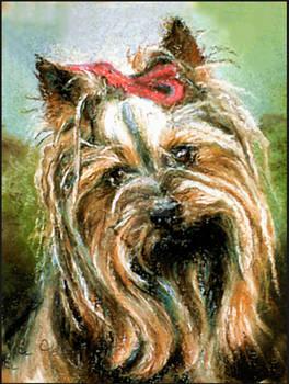 Poppy Puppy - pastel