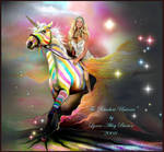 The Rainbow Unicorn by Lynne-Abley-Burton