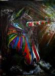 The Rainbow Unicorn2 -  Trad