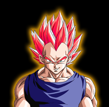 vegeta ssj god by arakos14 on deviantart