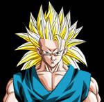 Goku GT Adult SSJ3