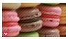 Macaron Stamp