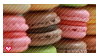 Macaron Stamp by OctopusandSquid