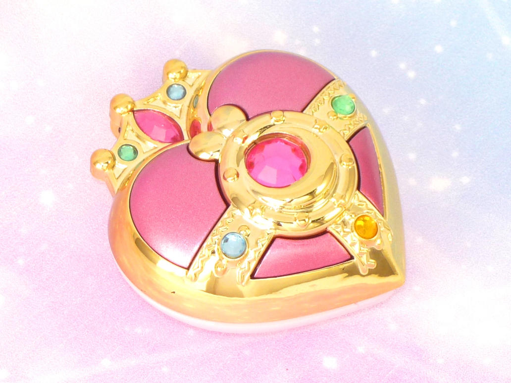 Sailor Moon x Isetan collab miniaturely tablet by MoonCollectar