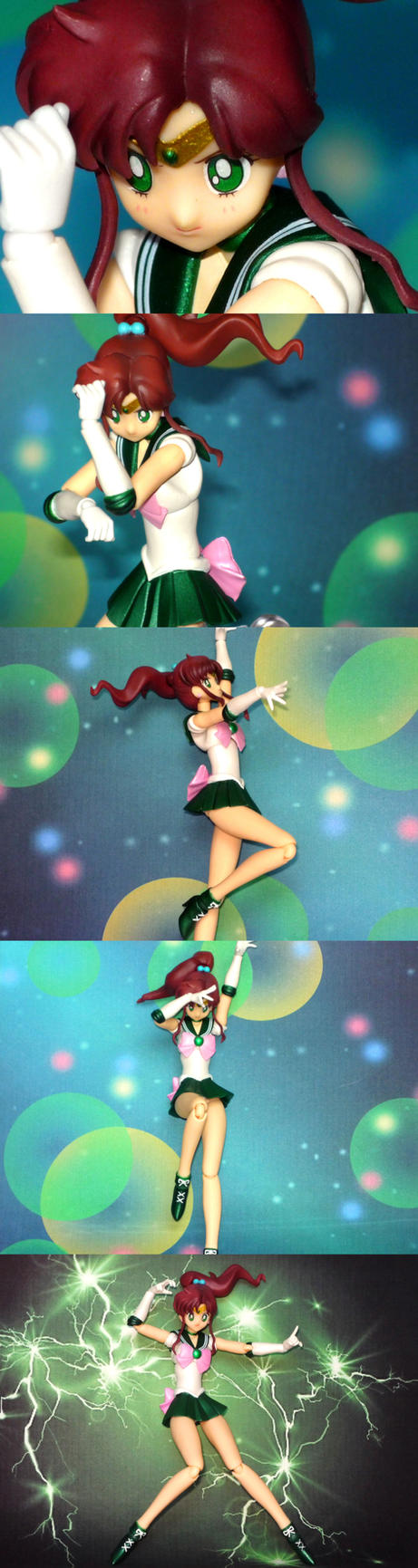 Sailor Moon S.H. Figuarts - Sailor Jupiter by MoonCollectar