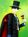 Sailor Moon S.H. Figuarts Tuxedo Mask by MoonCollectar