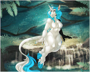 Crystal Water by Monstaria