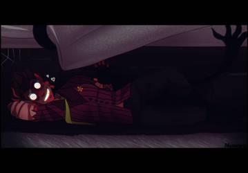 Under Ur Bed by Monstaria