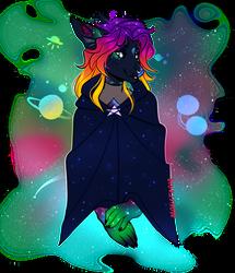 Ms. Cosmos by Monstaria