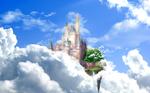 Asharm Castle - Celestial Wind Province of Alvara