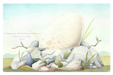 Venandi Egg by Pequena-Artista