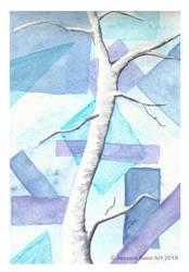 Tree by Pequena-Artista