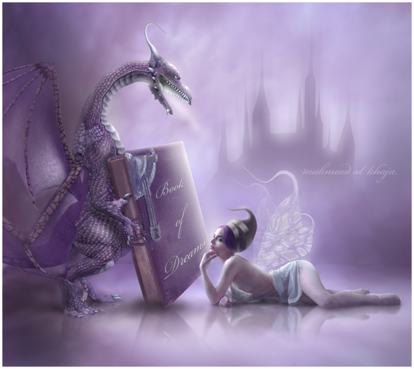 dreams fantasy digital art