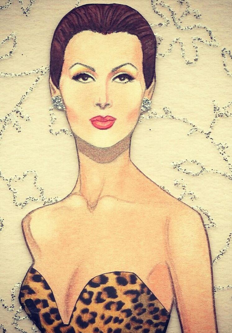 Isabella Albonico paper doll by pdgregg