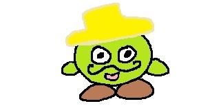 Senior Pea by XxDeadlyWhispersxX