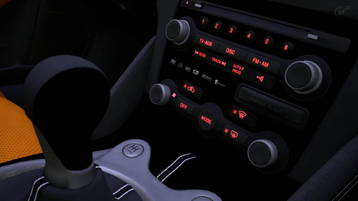Nissan 370Z Interior 3 by IronCock on DeviantArt