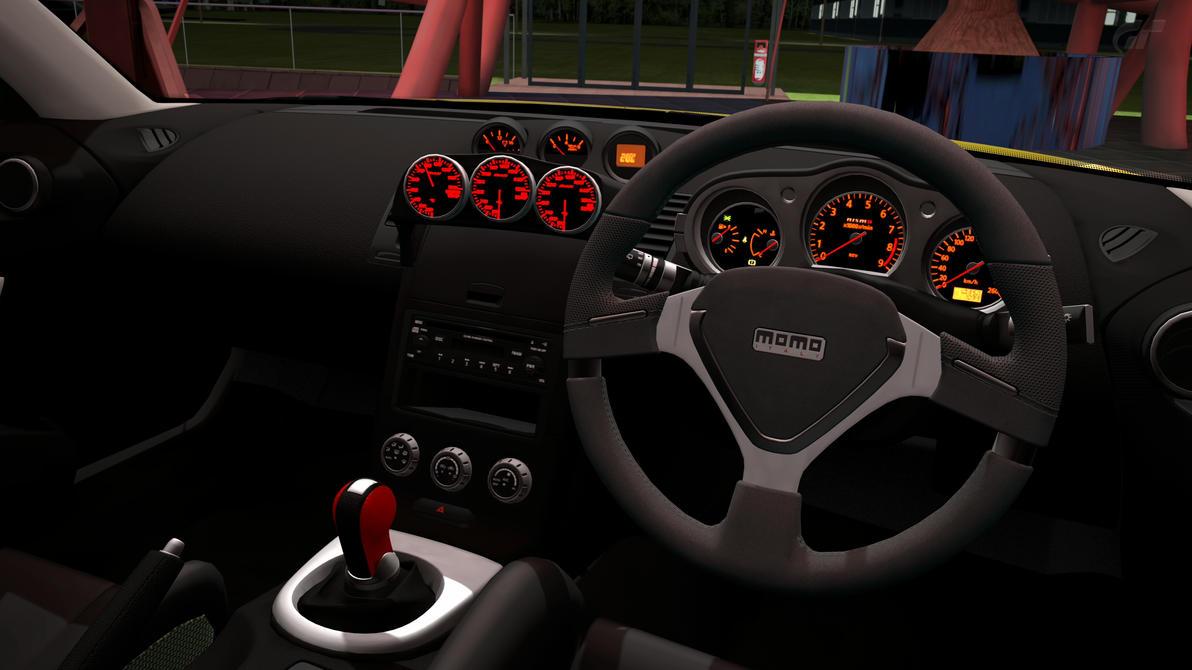 Amuse 350Z Interior By IronCock ...