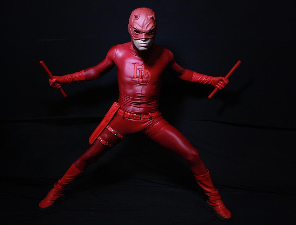 Daredevil - I'm Daredevil by CleytonAlves