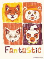 Fantastic Mr Fox by mirandajane