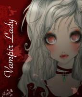 Vampir Lady by cookiiiefish