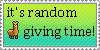 random llama time stamp by x-stephiesaur-rawr-x