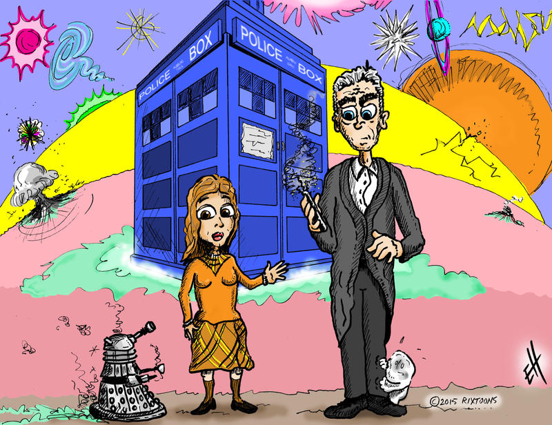 http://www.deviantart.com/art/Doctor-Who-Clara-and-Friends-583779576