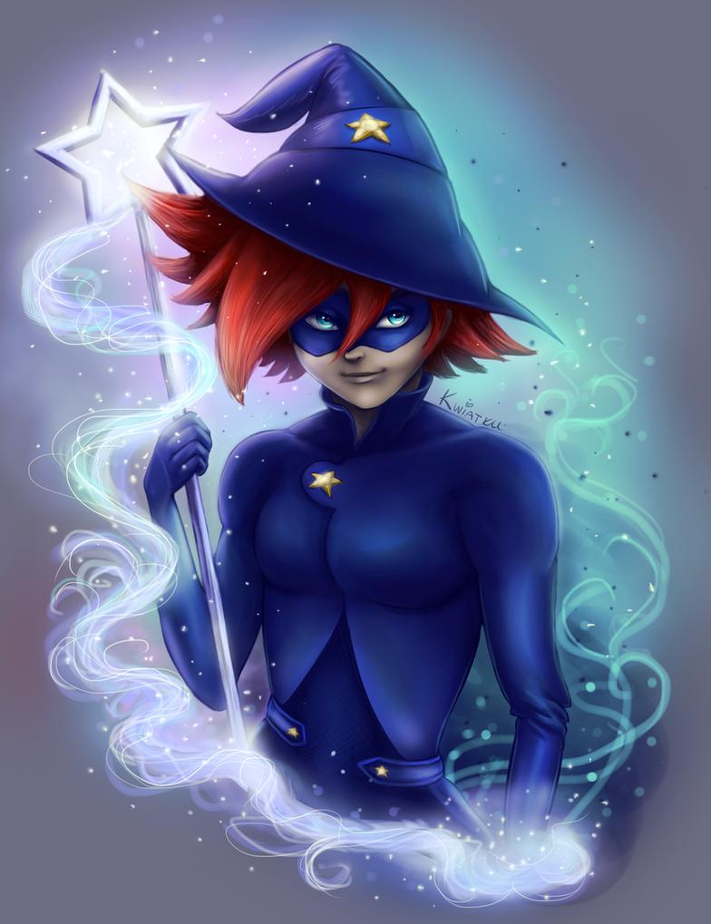 The Sorcerer by kwiatku