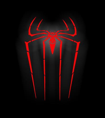 the amasing spiderman logo by thejigsawrlm on deviantart
