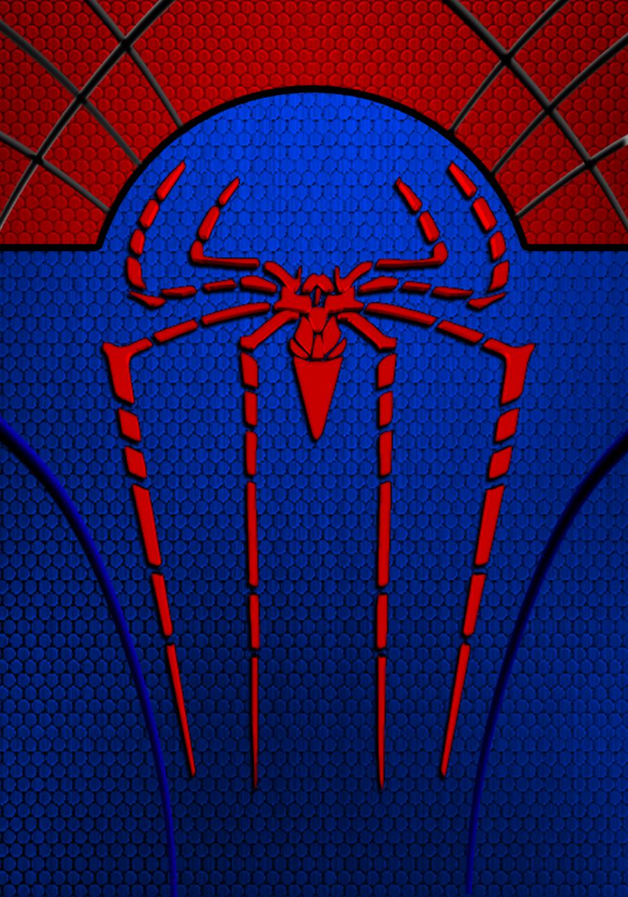 Spiderman Web Background