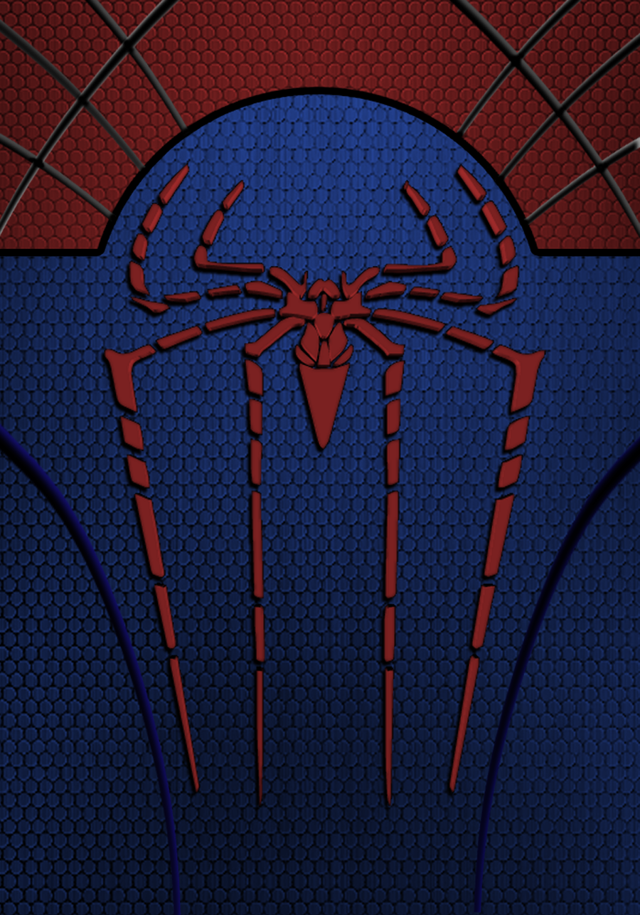 the amazing spiderman 2 poster(background alt)thejigsawrlm on