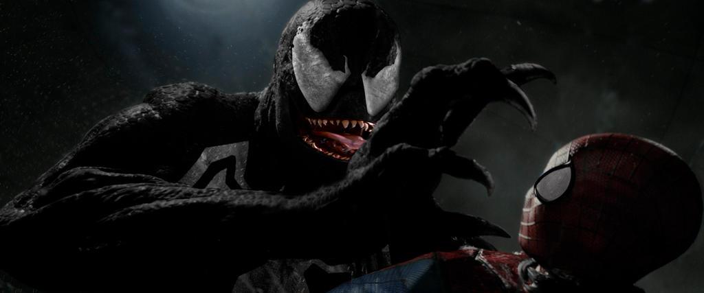 The spectacular spider man venom - photo#28