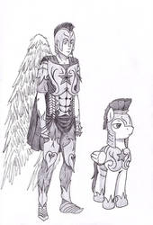 Guard: MLP Humanisation
