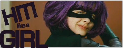 hit girl by dianux