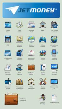 JetMoney.ru Icon Project