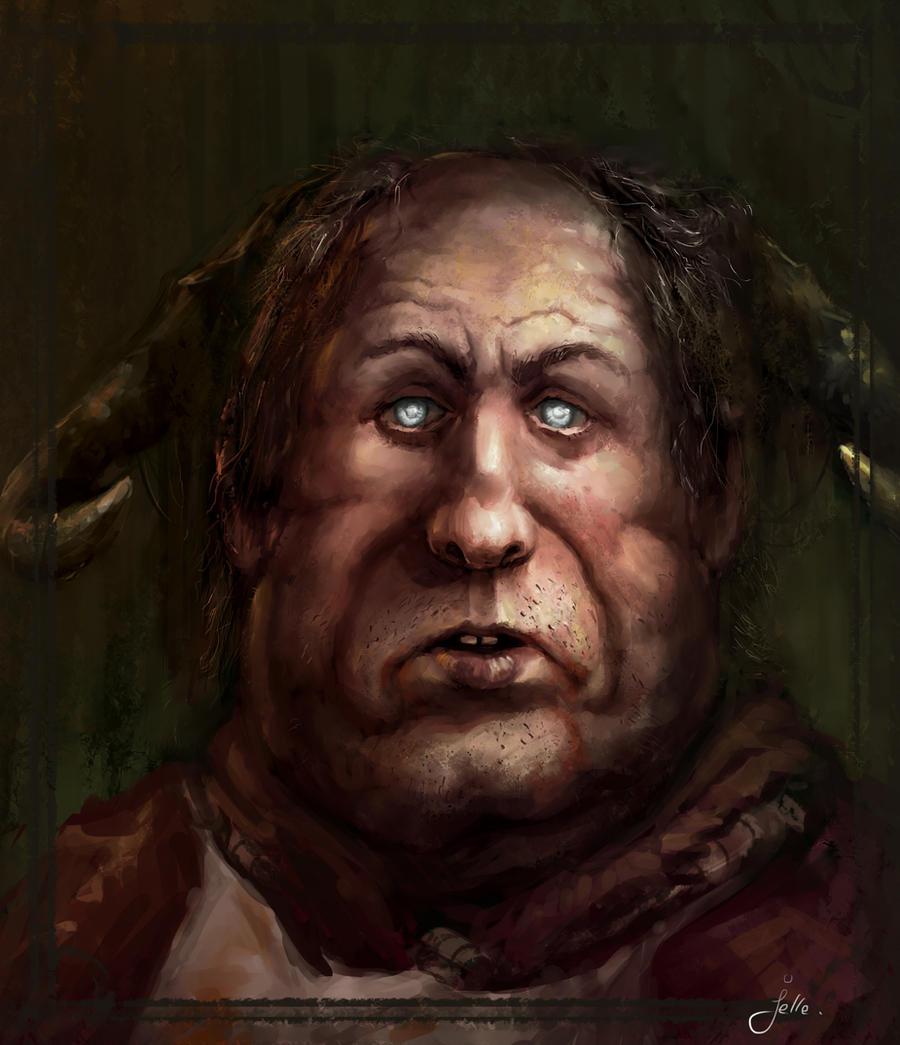 Fat Man Art 73