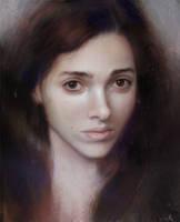 Portrait of a mermaid by Steenhuisen