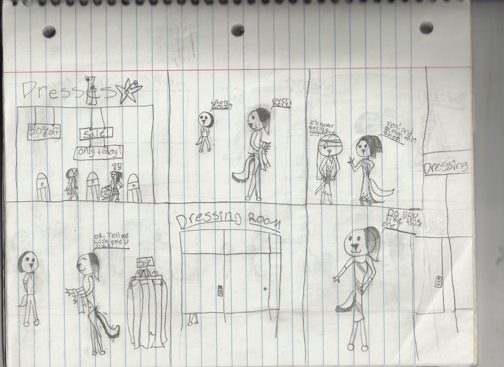Dogie Comic P.6 by HaleyxH