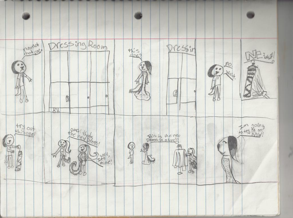 Dogie Comic P.7 by HaleyxH