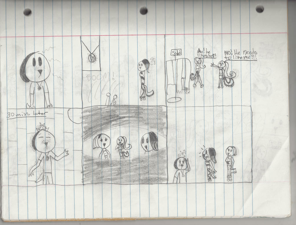 dogie Comic P.9 by HaleyxH