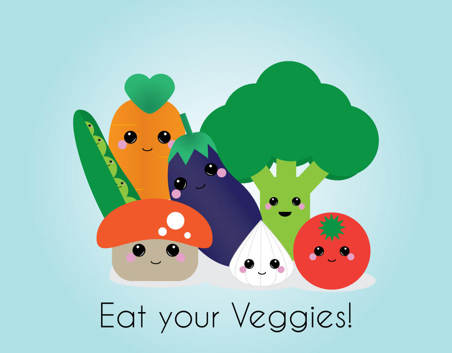 Eat your veggies by Sneaks77