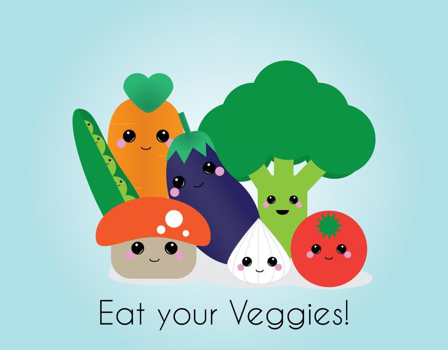 Eat your veggies by Sneaks77
